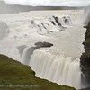 Waterfalls at Gullfoss, Iceland