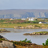 More on the Donegal Peninsula - the Rosses - a rocky headland dotted with 100 lakes - unspoiled and picturesque.
