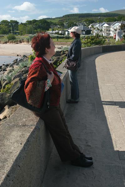 Allyson & Terri, Ballycastle, Northern Ireland