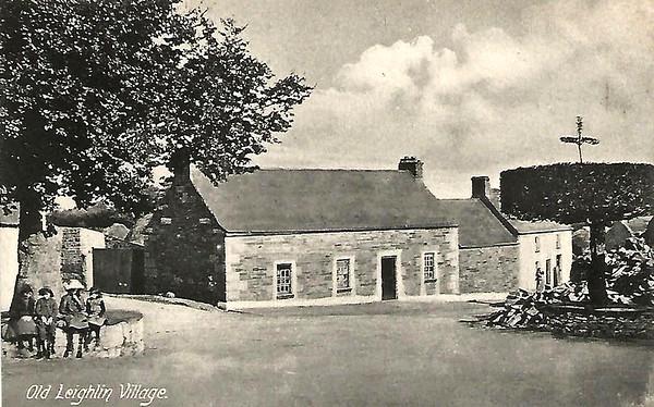 Old Leighlin Village