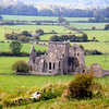 ruins of a Cistercian monastery near the Rock of Cashel