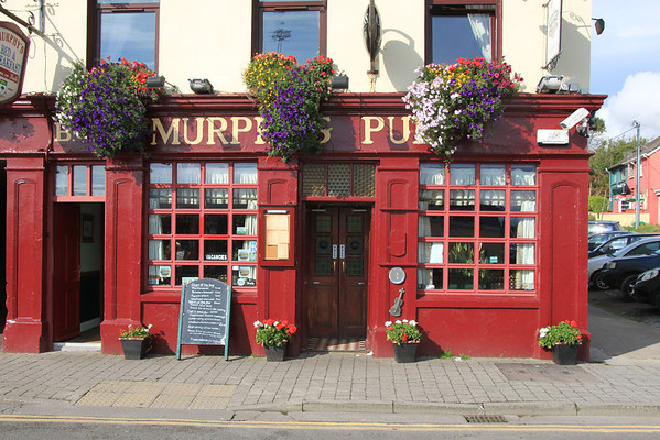 Murhpy's Pub - Dingle, Ireland