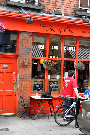 Joy of Cha- Dublin, Ireland
