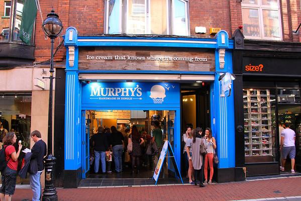 Murphy's Icecream - Dublin, Ireland