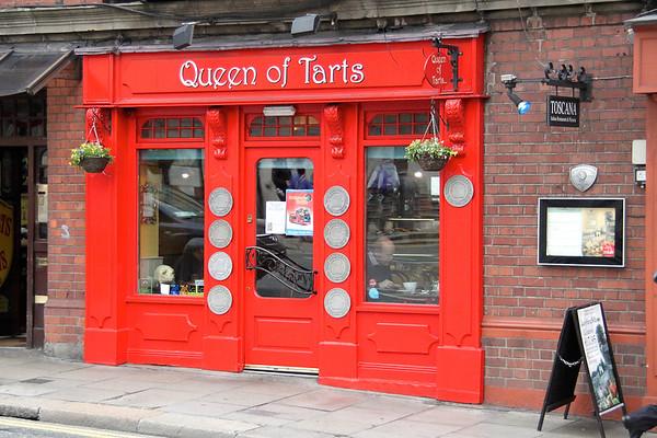 Queen of Tarts - Dublin, Ireland