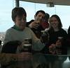 Mom, Mike, and Laura at Guinness Brewery