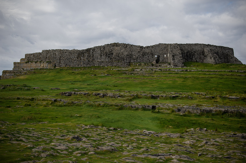 Dun Aengus Fort Aran Islands, Ireland