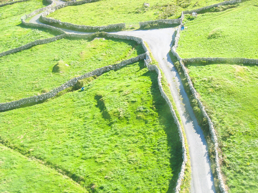 Inis Mor, Aron Island  via Air Arann