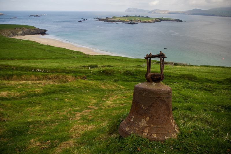 Church Bell, Great Blasket Island