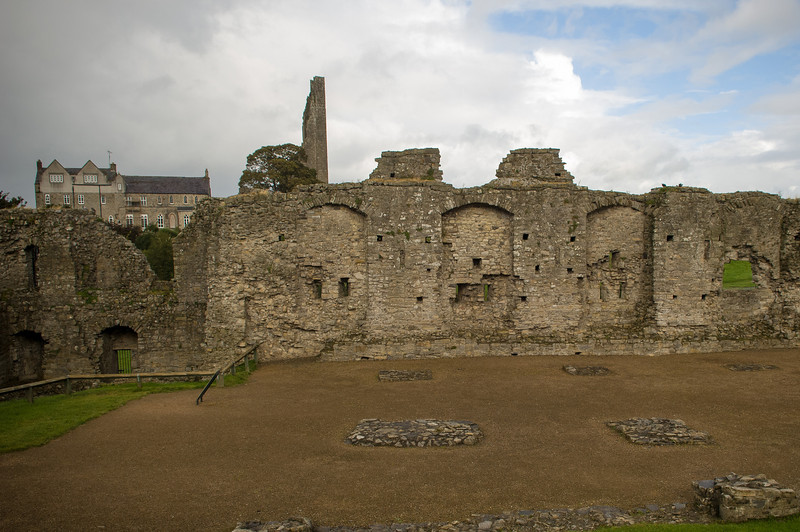 The Great Hall & The Solar, Trim Castle
