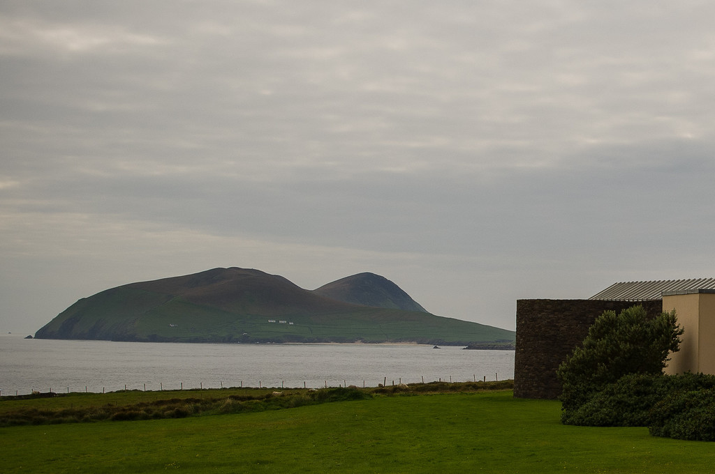 The Blasket Center and Blasket Islands