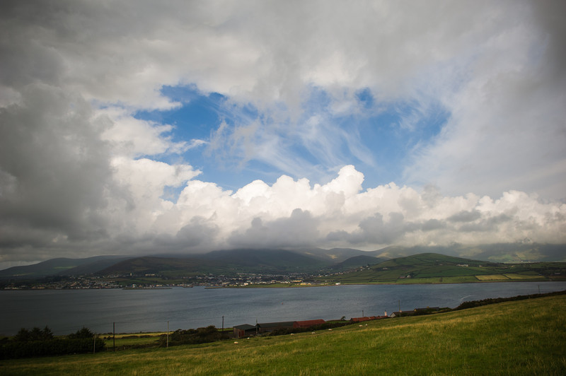 Bilg Sky, Dingle Bay, Dingle Peninsula