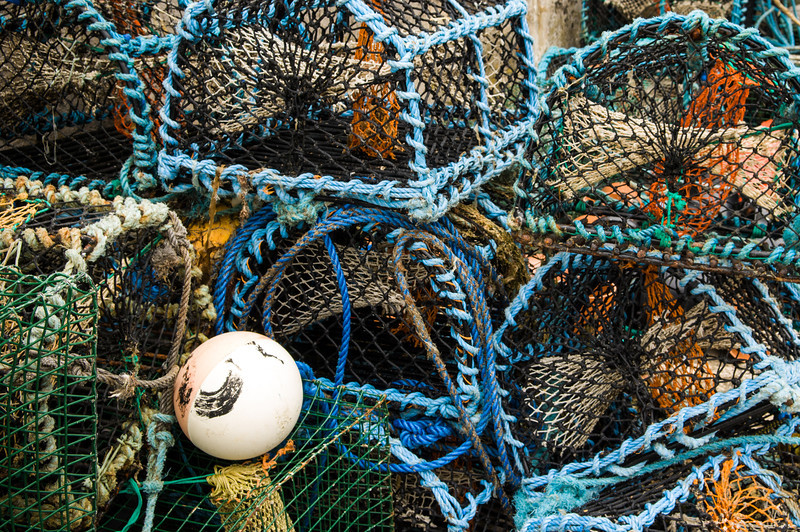 Fishing Baskets, Dingle Pennisula