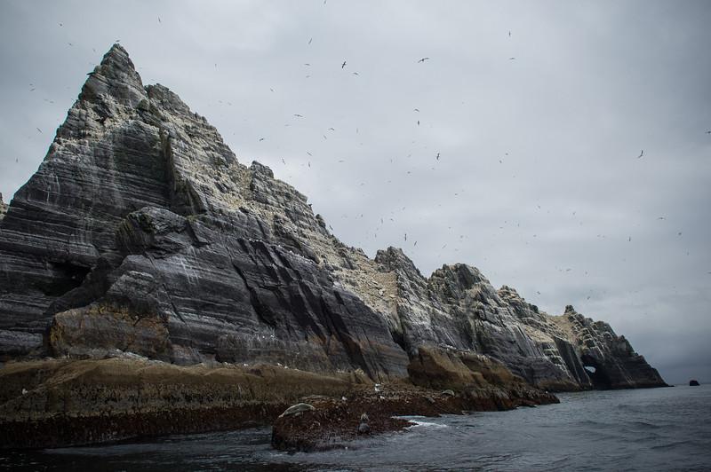 Small Skellig Island