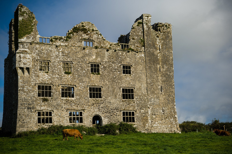 Country Castle Ruin, The Burren
