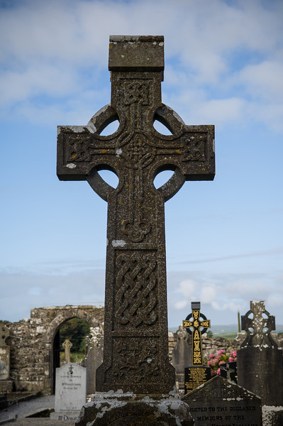 High Crosses of the Burren