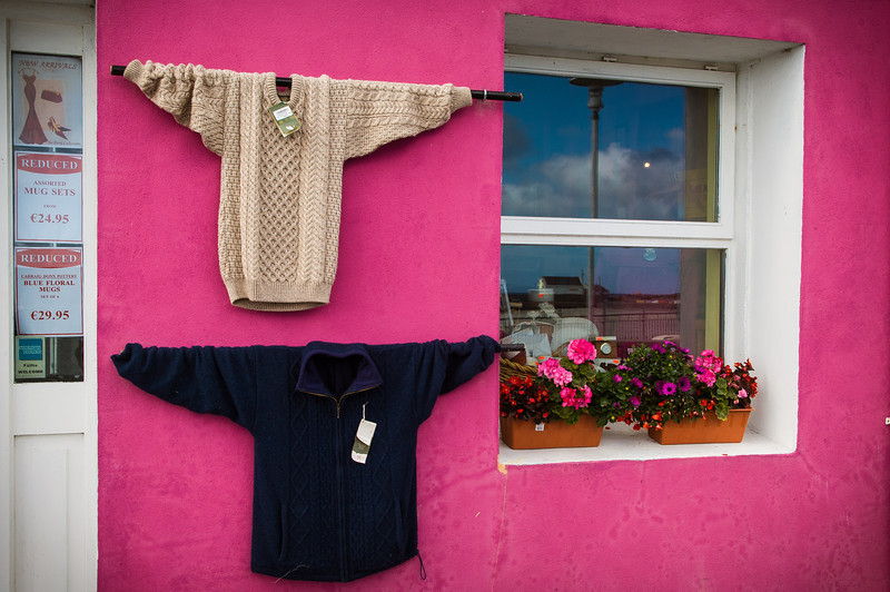 Sweaters, Town of Kilronan  Aran Islands