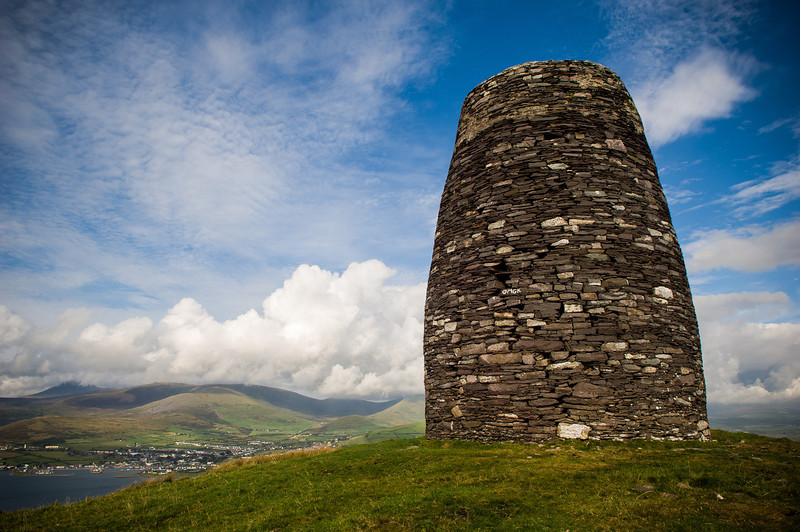 Harbor Tower, Dingle Peninsula