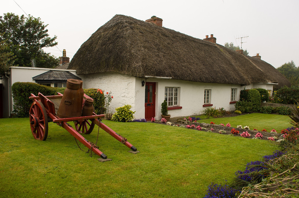 Cottage in Village of Adare