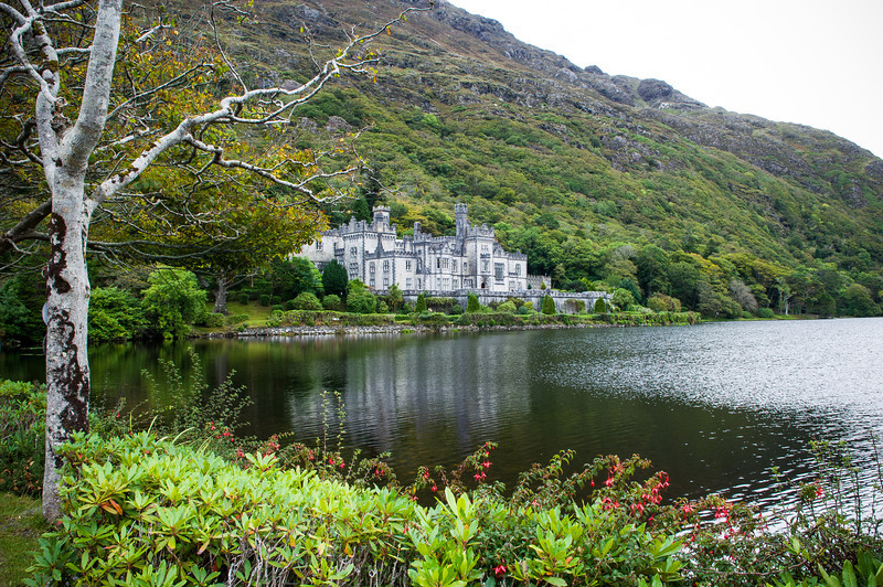 Kylemore Abby & Garden, Connemara County Galway