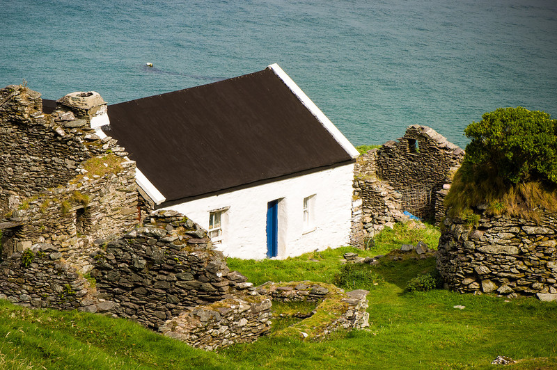 Cottage, Great Blasket Island