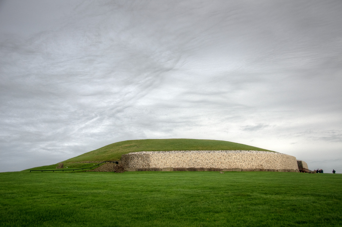 UNESCO World Heritage Site #171: Archaeological Ensemble of the Bend of the Boyn