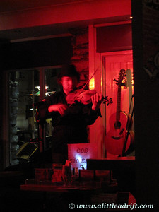Clifden pub jam session
