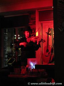 Clifden pub jam session