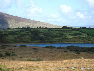 Lough Inagh Valley, Ireland