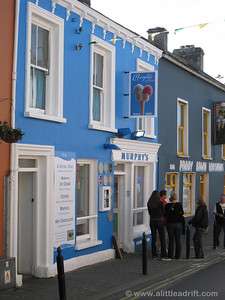 Murphy's Ice Cream and Sweets Shop, Dingle