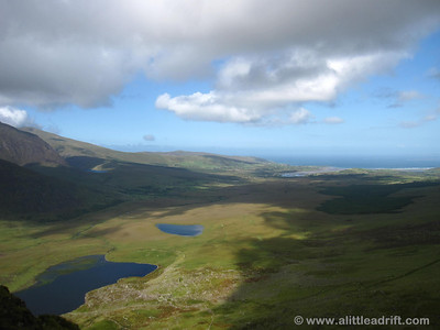 IConnor Pass, Dingle, Ireland