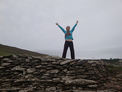 Conquering Dunbeg Fort