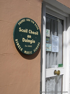 Music School for Playing the Bodhran