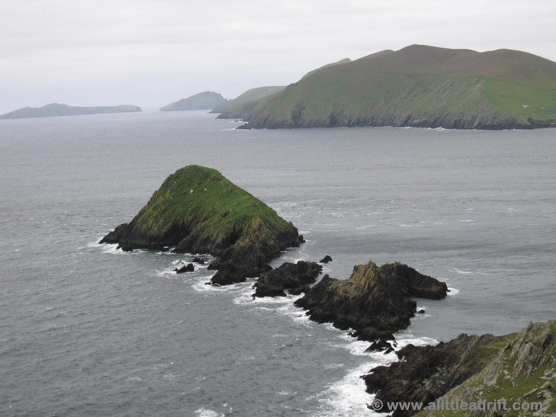 Views of the Blasket Islands