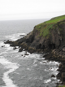 Dingle's Coastline along Sleahead Drive