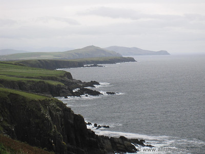 Dingle's Coastline along Slea Head Drive