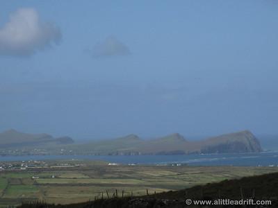 Dingle's Three Sisters Peaks