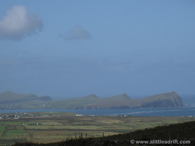 Dingle's Three Sisters Peaks
