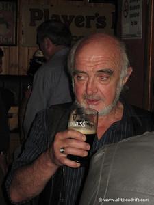 Irish man, Doolin