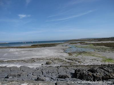Aran Islands Harbor Kilronan