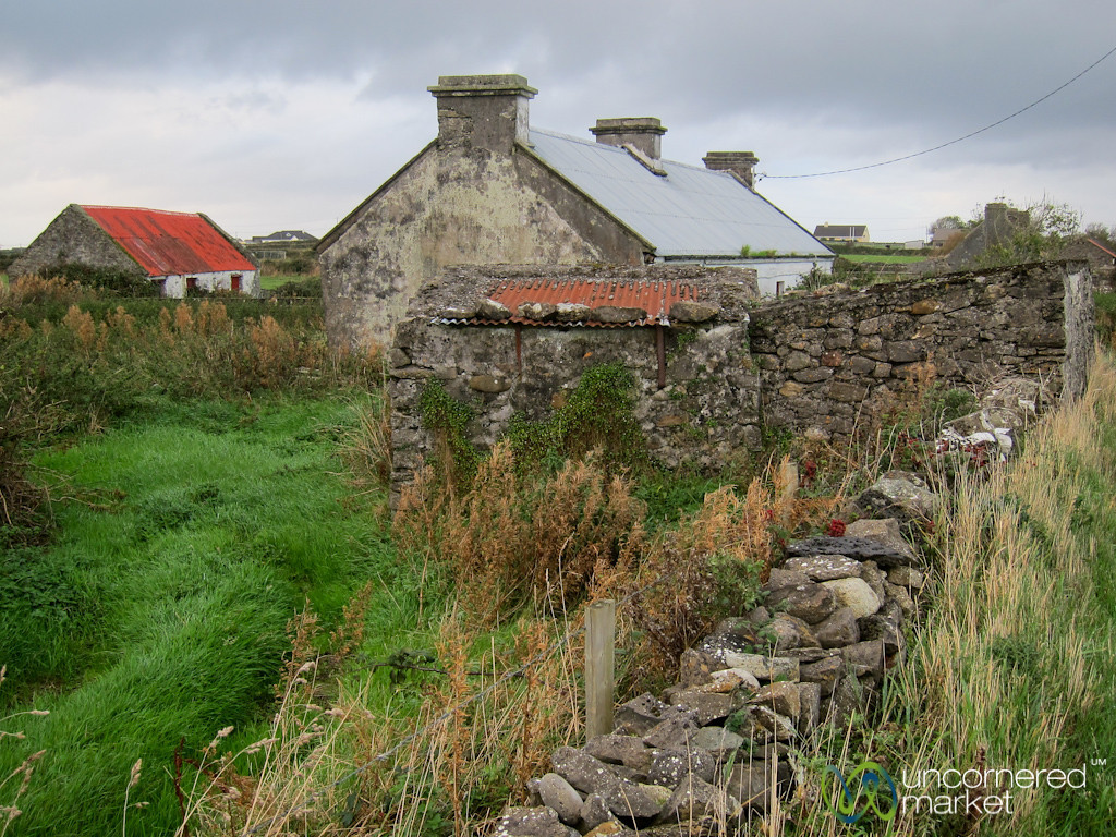 Irish Farmhouse - County Sligo, Ireland