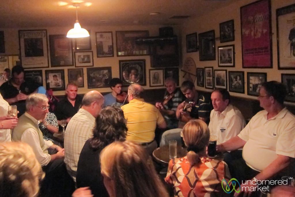 Matt Malloy's Pub, Irish Music - Westport, Ireland