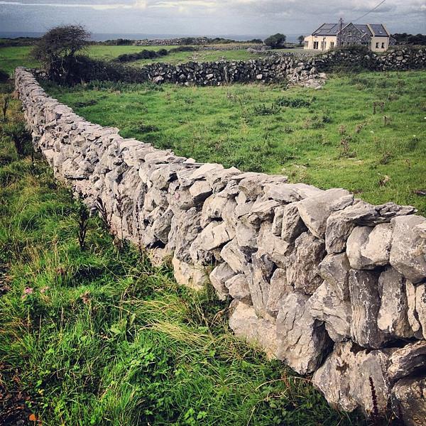 Ireland Farmhouses and Landscape
