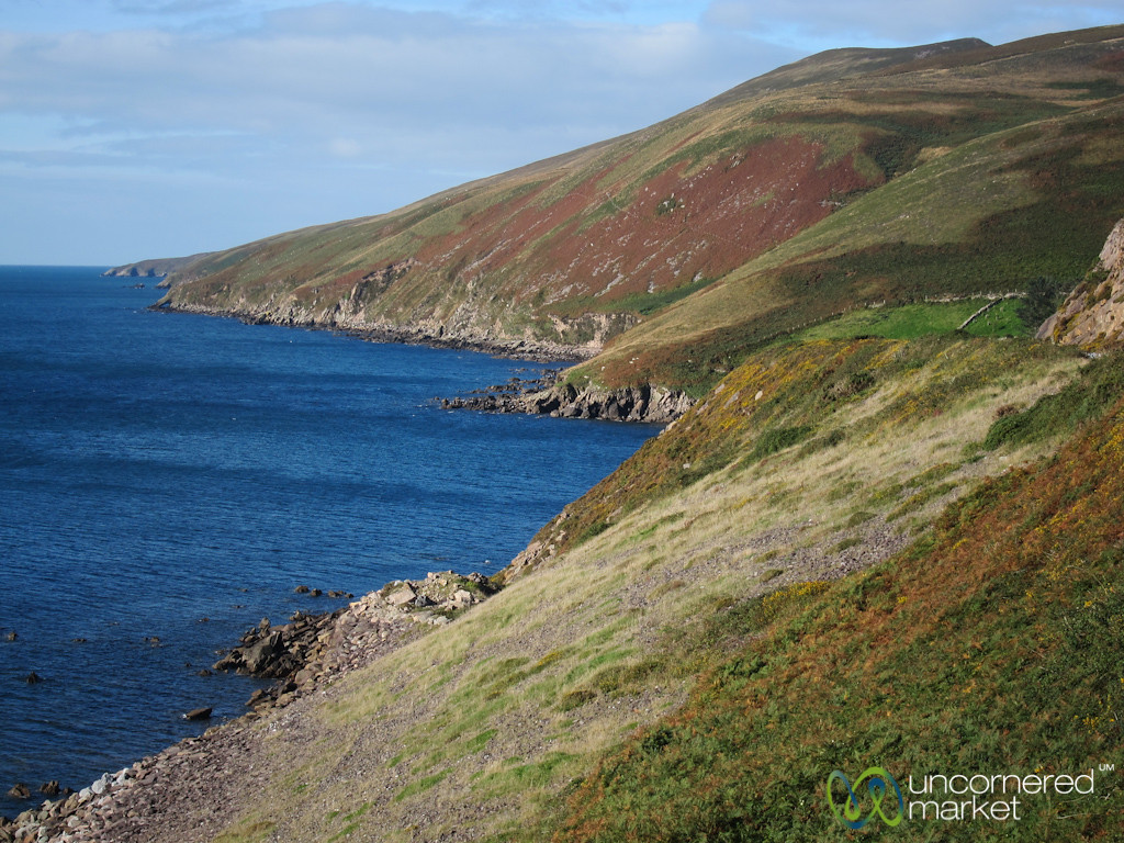 Dingle Peninsula Drive and Views - County Kerry, Ireland