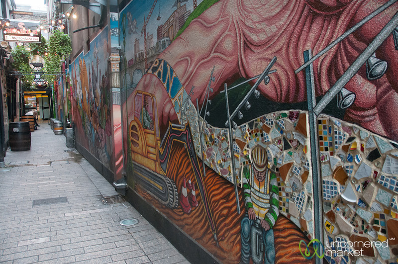 Street Art in Cork, Ireland