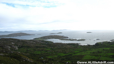 Coastline on Ring of Kerry