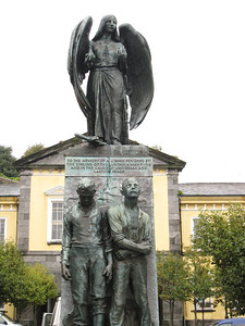 Memorial to Perished in the Sinking of the Lusitania