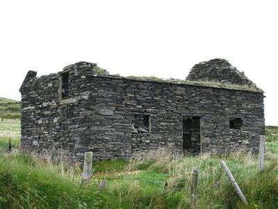Old Irish Homestead