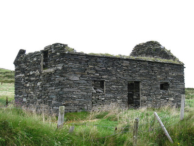 Old Irish Homestead