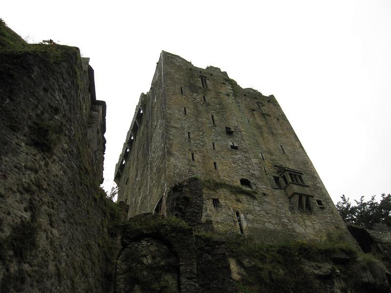 Blarney Castle near Cork, Ireland.